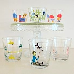 shinzi tumblers and glasses