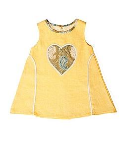Classic A-line Dress by Jake & Maya