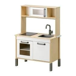 ikea's duktig pretend play kitchen