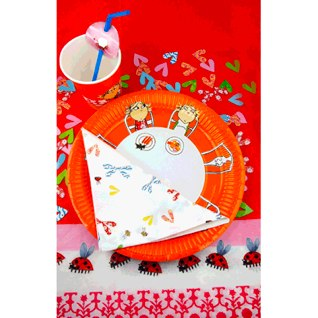 Charlie & Lola Deluxe Party Pack