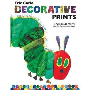 eric carle decorative prints