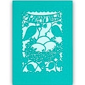 Our Adventure Rob Ryan Greeting Card