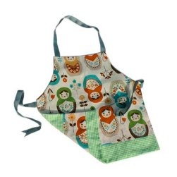 Russian Doll Apron (Child) Hunkydory Home