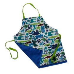 Blue Zoo Apron (Child) from Hunkydory Home