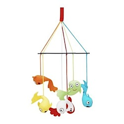 korall baby mobile from Ikea