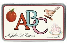 Cavallini & Co alphabet flashcards