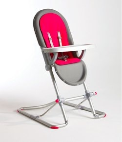 zoobie spoon highchair