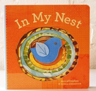 In My Nest (Board book)