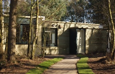 woodland lodge at center parcs