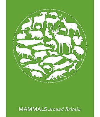 Bold & Noble Mammals Print