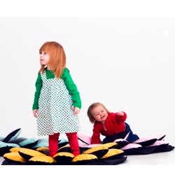 'Dream Bag' play mat by Little Red Stuga