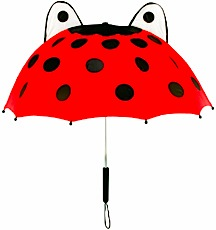 kidorable ladybird umbrella