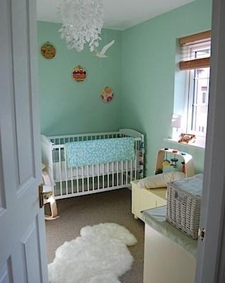 Room Tour: Colourful Unisex Nursery