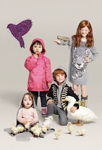 stella mccartney gap kids