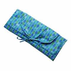 Katvig Green and Blue Mini Apple Changing Mat