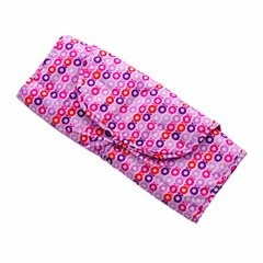 Katvig Red and Pink Mini Apple Changing Mat