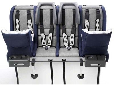 Multimac - Child Car Seat Range