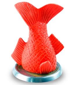 rubber goldfish plug