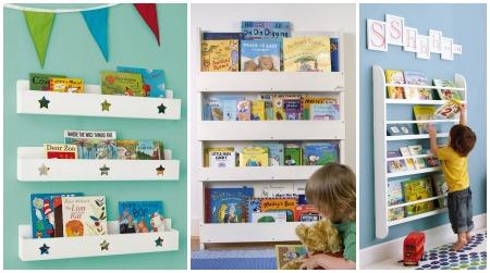 Gallery Bookshelf Round Up