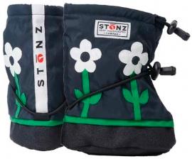 stonz flower bootie