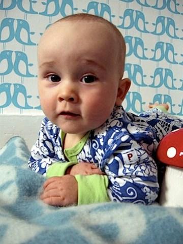 isak gorgeous baby