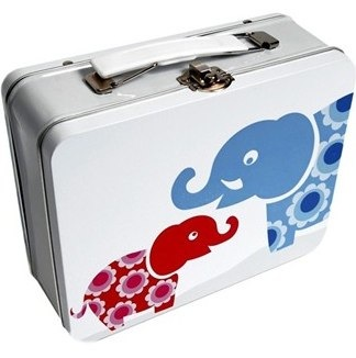 Blafre Design Elephants Storage Case