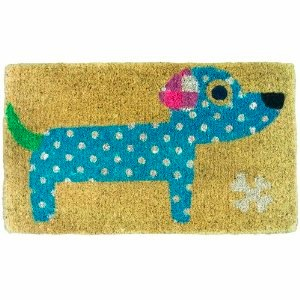 dog doormat paperchase