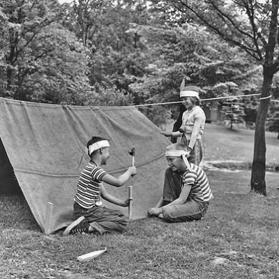 Bambino Goodies Goes Camping