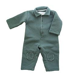 Amelia - Barney overall (grey)