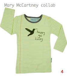mary mccartney mini a ture tee's