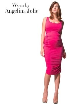 Isabella Oliver Maternity Ruched Tank Dress