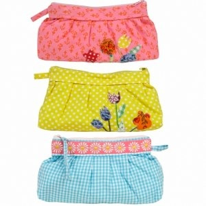 Cotton Washbags from Rice Dk