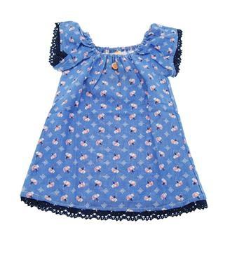 baby bean vintage dress