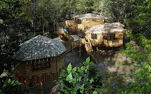 center parc treehouse