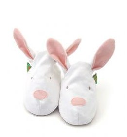 Pink Bunny slippers - Slippers - Girls.jpg