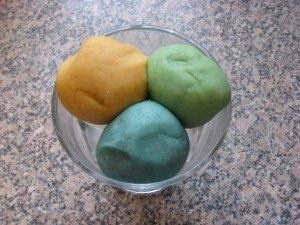 nurture store vanilla scented ice cream play dough