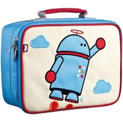 Alexander Robot Lunch Bag, Beatrix, Beatrix ny, Peanut & Pip, Lunch Bags