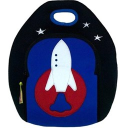 Outer Space Lunch Bag, Dabbawalla, Lunch Bags, Peanut and Pip.jpg