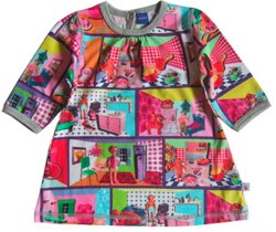 Molo Caroline Dollhouse Baby Dress