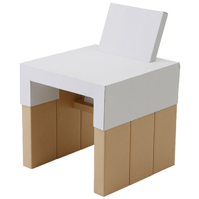 Muji Flat Pack Chair