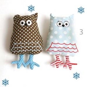 Owl Squeaker