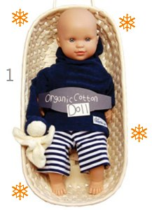 Keptin Jr Baby Doll