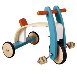 plan toys wooden first trike, wooden childrens trike | VUPbaby | BPA free baby products.jpg