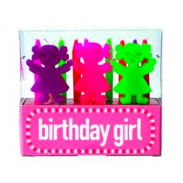 Pakhuis Oost Birthday girl candle box