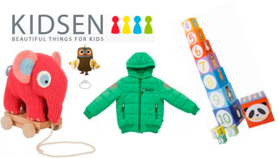 kidsen.co.uk scandinavian products and clothing for kids
