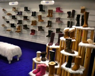 ugg boots shop in leeds