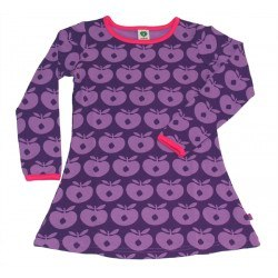 Purple Apple Dress