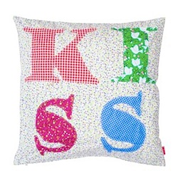 Cushion cover - KISS - by Rice DK