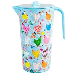 Hen jug by Rice