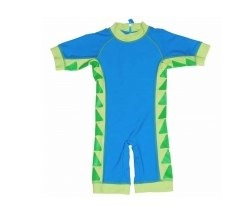 Mala Tinus blue UV swimsuit-3yrs